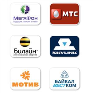 Операторы сотовой связи Арбажа