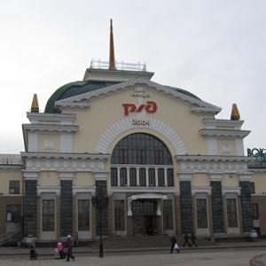 Железнодорожные вокзалы Арбажа